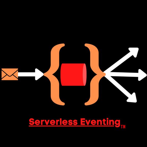 Serverless Eventing Logo